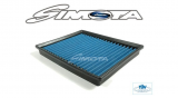 Sportovní vzduchový filtr SIMOTA AUDI A4 263x210mm