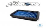 Sportovní vzduchový filtr SIMOTA MAZDA 626 IV/V 256x164mm