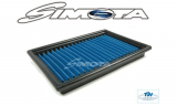 Sportovní vzduchový filtr SIMOTA FORD Fiesta 259x179mm